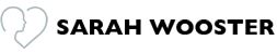 Sarah Wooster Sticky Logo